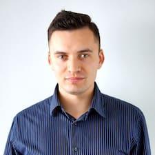 Profil utilisateur de Ilya