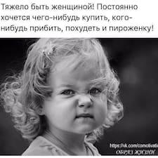 Perfil do utilizador de Ирина