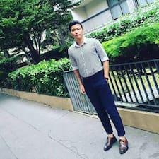 Perfil do utilizador de Aoxuan