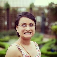 Megha - Uživatelský profil
