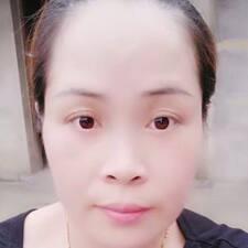丽杭 felhasználói profilja