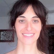 Camila的用戶個人資料