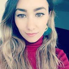 Profil Pengguna Rebeca Yareli
