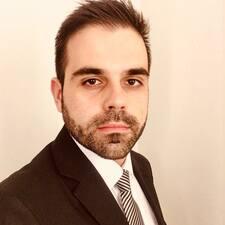 Matheus felhasználói profilja