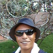 Philippe felhasználói profilja