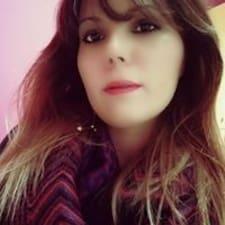 Perfil de usuario de Valentina