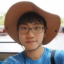 Kyutae felhasználói profilja
