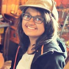 Amreen, lietotāja profils