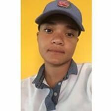 Cassie felhasználói profilja