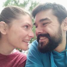 Profil utilisateur de Laida&David