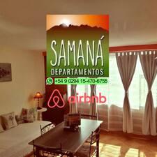 Profil korisnika Samaná