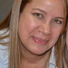 Maria Juvete felhasználói profilja