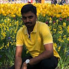 Anandhraj User Profile