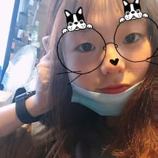 Perfil do utilizador de 宇婷