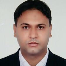 Profil Pengguna Santosh
