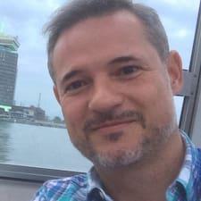 José Eduardo felhasználói profilja