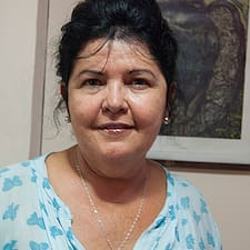 Профиль пользователя María Alexis