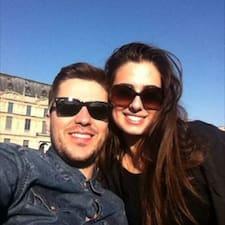 Elisa & Sebastien Brugerprofil