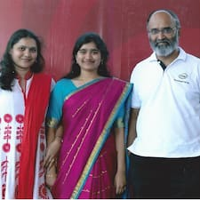 Användarprofil för Ramanathan