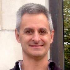 Användarprofil för Paul