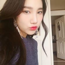 김채원 felhasználói profilja