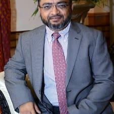 Profil utilisateur de Tahir