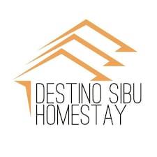 Destino Sibu — хозяин.
