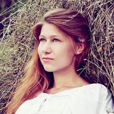 Profil utilisateur de Kseniia