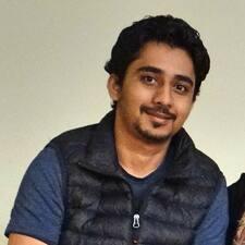 Arjun的用戶個人資料