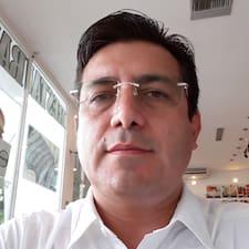 Juventino User Profile