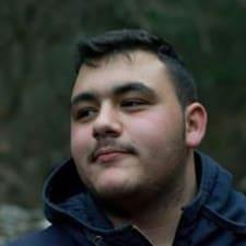 Profil Pengguna Jose Daniel