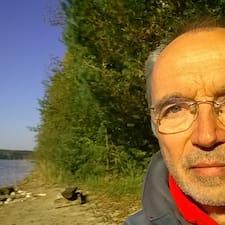 Perfil do utilizador de Hans-Dieter
