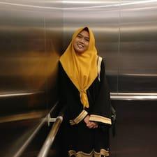 Profil korisnika Yasmeen Humaira