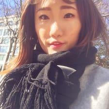 Perfil de l'usuari Yiwen