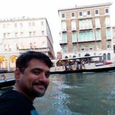 Gebruikersprofiel Venkata Kiran Kumar