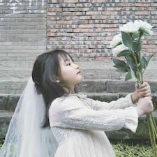 婕 felhasználói profilja