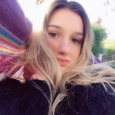 Salomé - Uživatelský profil