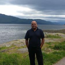 Mukesh Brugerprofil