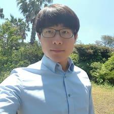 Seong-Jae felhasználói profilja