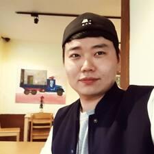 Profil utilisateur de Jeongmuk