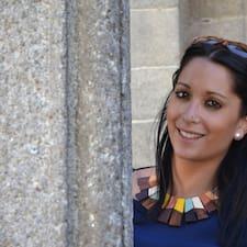 Henkilön Isabel María käyttäjäprofiili