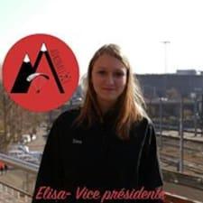 Elisa的用戶個人資料