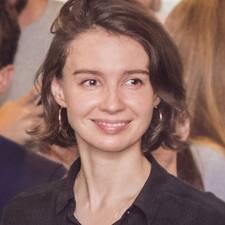Profil utilisateur de Tetiana