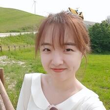 Användarprofil för Hyeon Hye