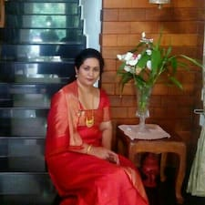 Namitha felhasználói profilja