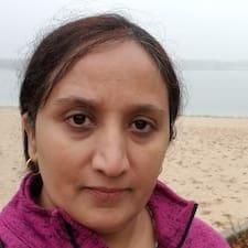 Nutzerprofil von Radhika
