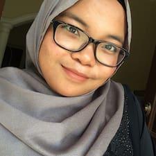 Syathirah User Profile