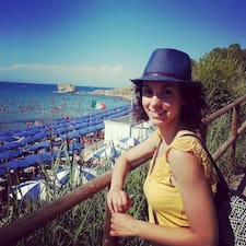 Maria Anastasia felhasználói profilja