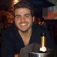 Fabricio Juan felhasználói profilja