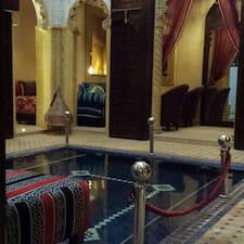 Nutzerprofil von Riad